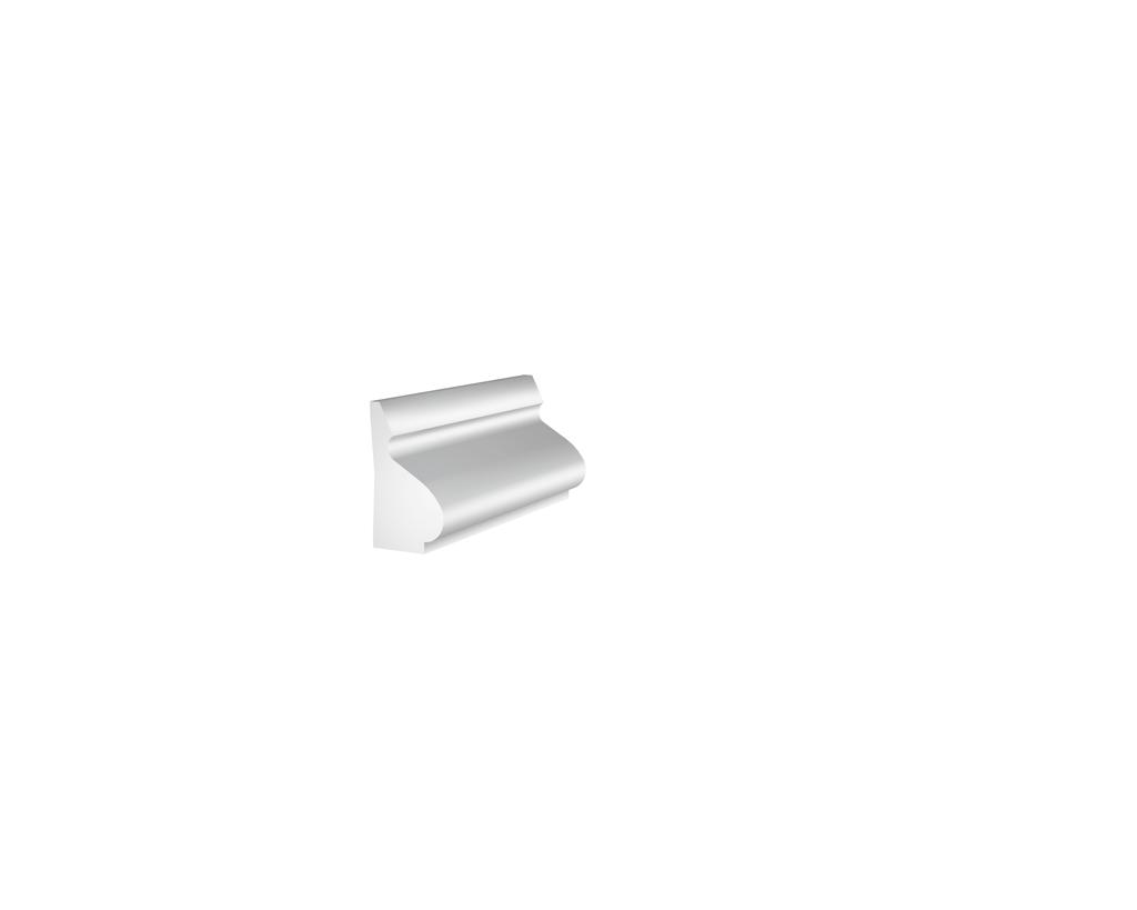 Base Cap Quarter Round Wm164 Pvc